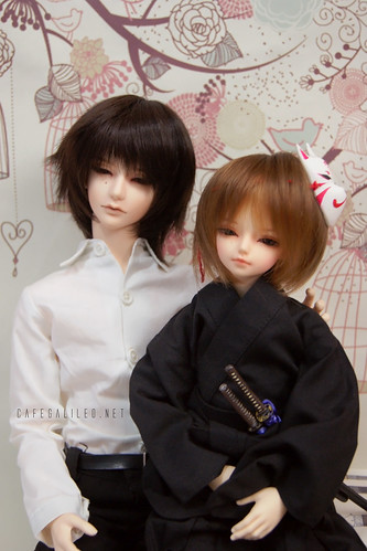 Masaru & Takeru 2015 Birthday