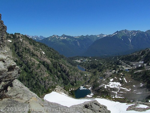 Heather Meadows from the Table Mountain Trail, Mount Baker-Snoqualmie National Forest, Washington