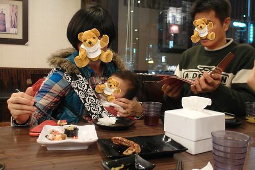 高雄過年餐廳推薦:到松江庭吃到飽日式料理店大吃特吃 (19)