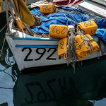 Small Fishing Boat Detail