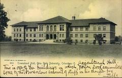 Townshend Hall at Ohio State University