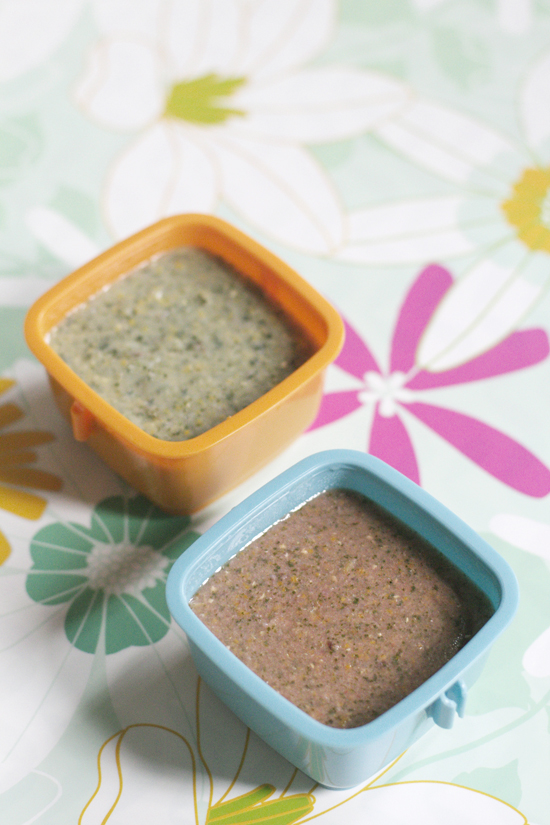7-8 Months Baby Food Recipe