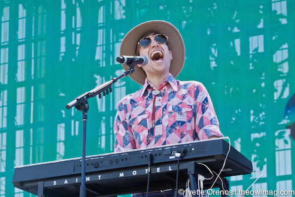 Saint Motel @ Coachella 2015 Weekend 2 - Sunday