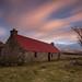 Sunset at Croachy.. by Gordie Broon.