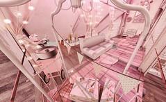 my (little) room.