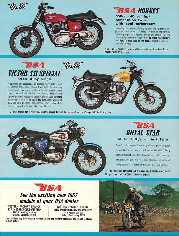 BSA 1967 4