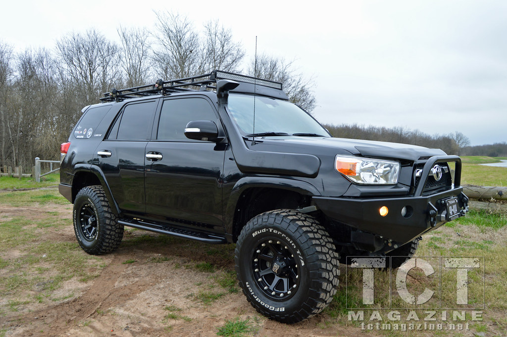 Snorkel Install On The 5 Th Gen 4runner Toyota Cruisers