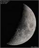 Crescent Moon April 15, 2015