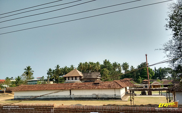 Ananthapadmanabha Temple, in Karkala, Udupi district, Karnataka, India