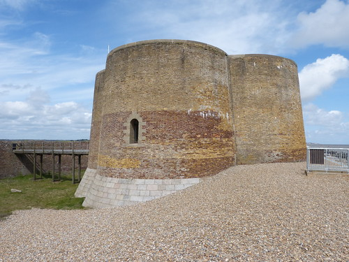 Slaughden martello tower