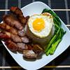 BBQ Pork + Hearty Egg