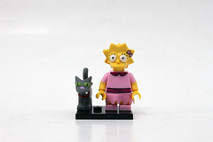 LEGO The Simpsons Minifigures Series 2 (71009) - Lisa