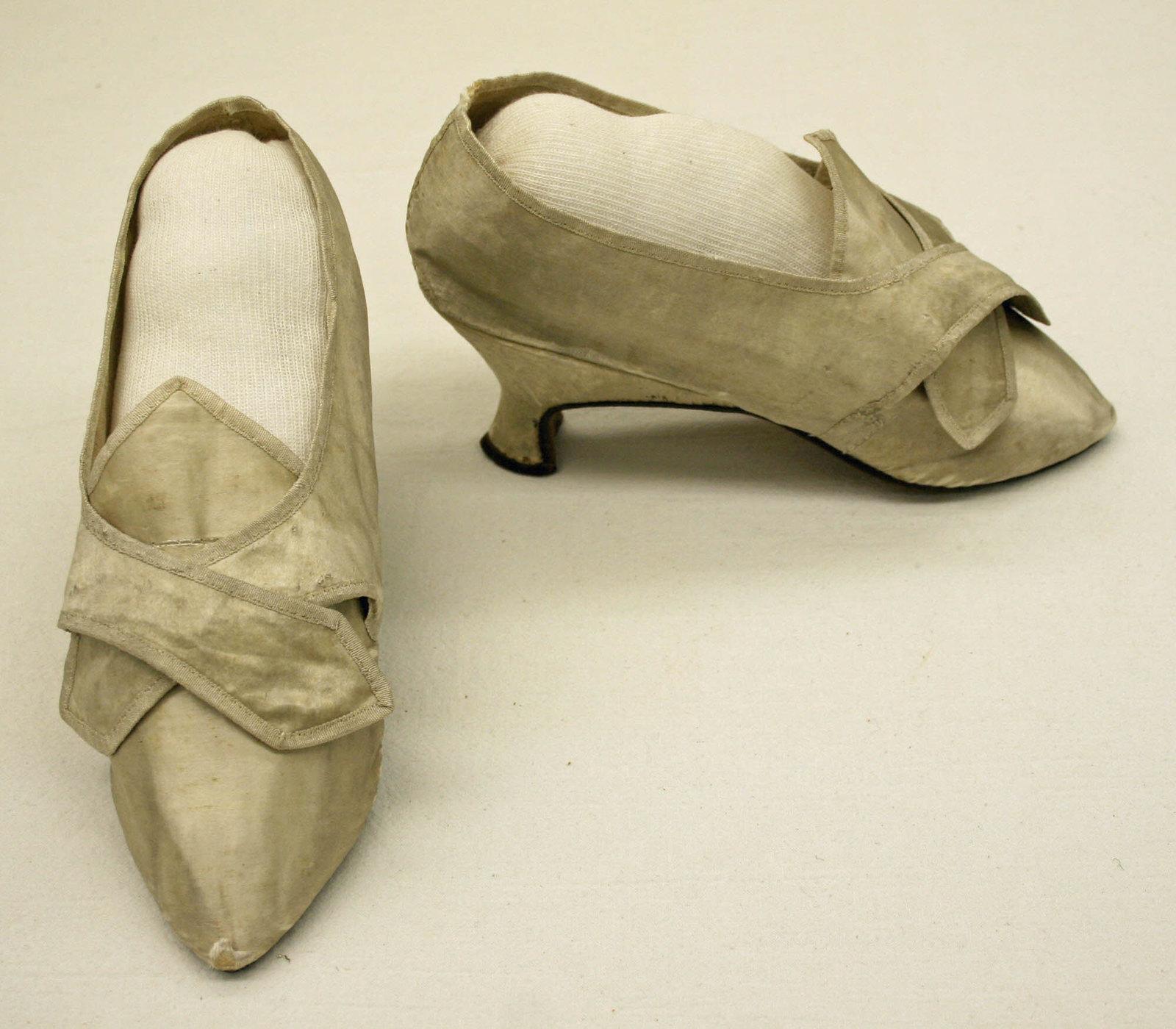 1780 American silk