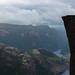 Preikestolen-Pulpit Rock, Norway