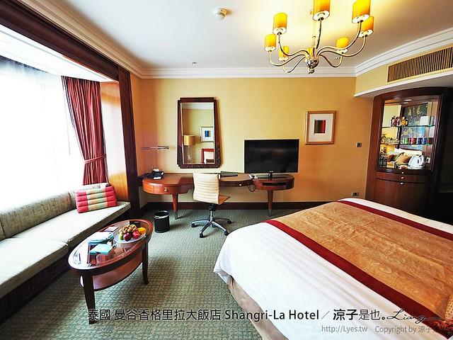 泰國 曼谷香格里拉大飯店 Shangri-La Hotel 24