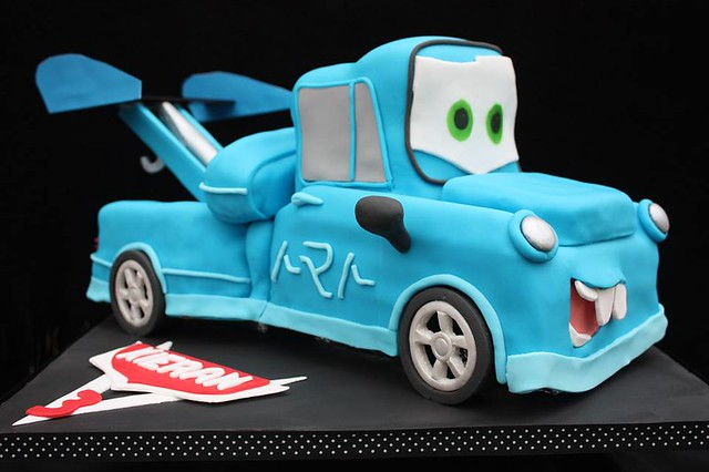 Tokyo Mater Cake by Shushma Leidig of SK Cakes