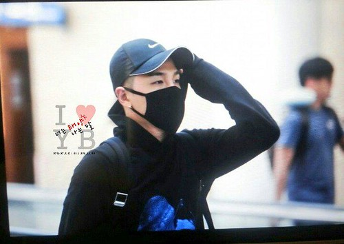 Big Bang - Incheon Airport - 07aug2015 - Urthesun - 02