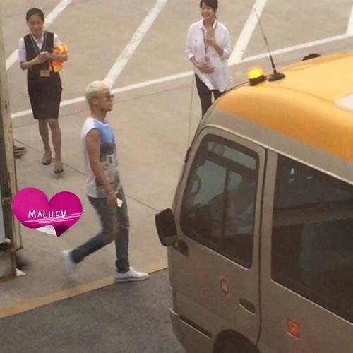 BIGBANG arrival Wuhan 2015-06-26 025