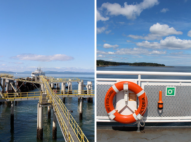 Vancouver Island Ferry Ride