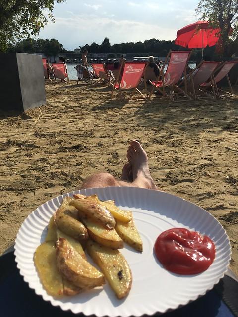 Von der Lobau zum Copa-Beach