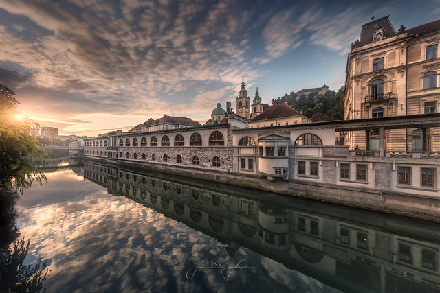 BEAUTIFUL LJUBLJANA