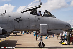 81-0954 SP - A10-0649 - USAF - Fairchild OA-10A Thunderbolt II - Fairford RIAT 2007 - Steven Gray - IMG_6401