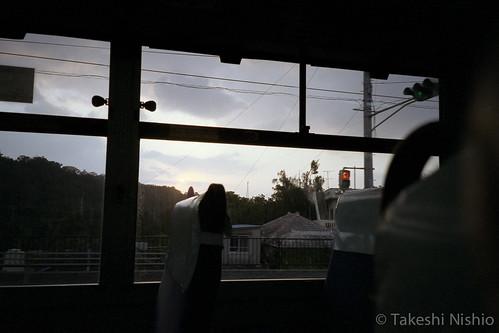 朝日 / morning sun