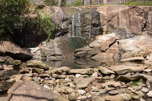 Rock Quarry Falls
