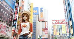 Mirai Smart Doll in Akihabara - 21 years after I first visited