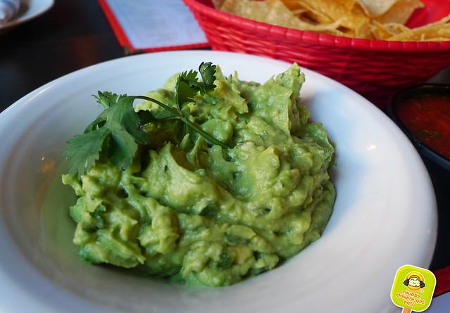 el original - NYC tex mex - guacamole