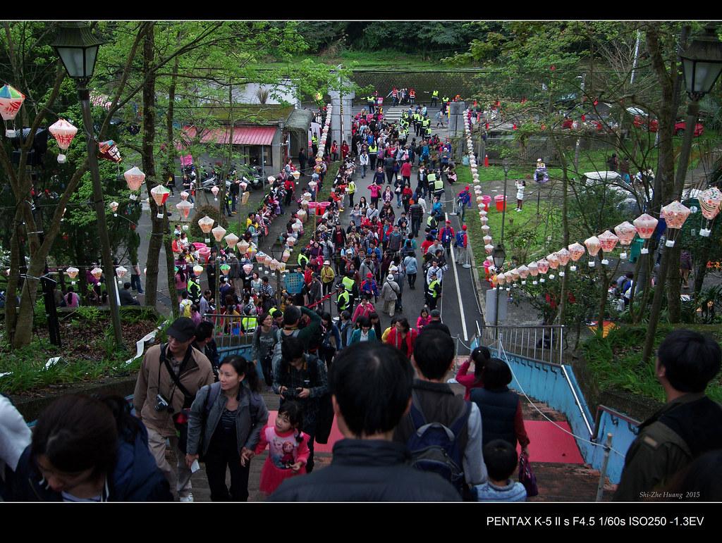 2015平溪天燈節 / 2015-02-27