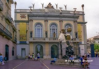 Figueres [E], 1999, Il Museo Dalì.