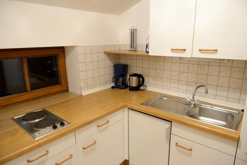 【廚房】有一些基本的廚具