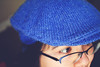 Knitting: Flat cap