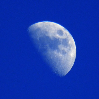 bluish moon