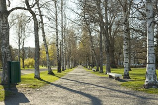 Kupittaanpuisto, Turku, Finland