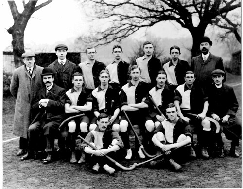 Hampton Wick Hockey Club Season 1903-04