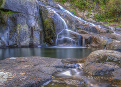 """muzzpix-nz posted a photo:Facebook      500px    WebsiteFound this little stream hidden away , so hidden one local had to tell me where to go so is not on any maps at all . Yay ... pays to be nice and ask politely . The pool was so deep couldn""""t see the bottom and was""""t that wide . Will keep for next summer ..."""