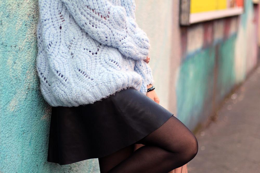 tk maxx sweater zara snake boots