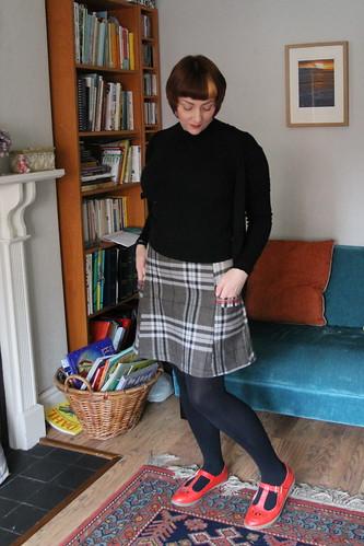 Maude skirt