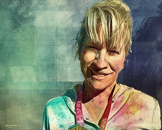 Color Run: Susan Volk Stanley 03/28/2015