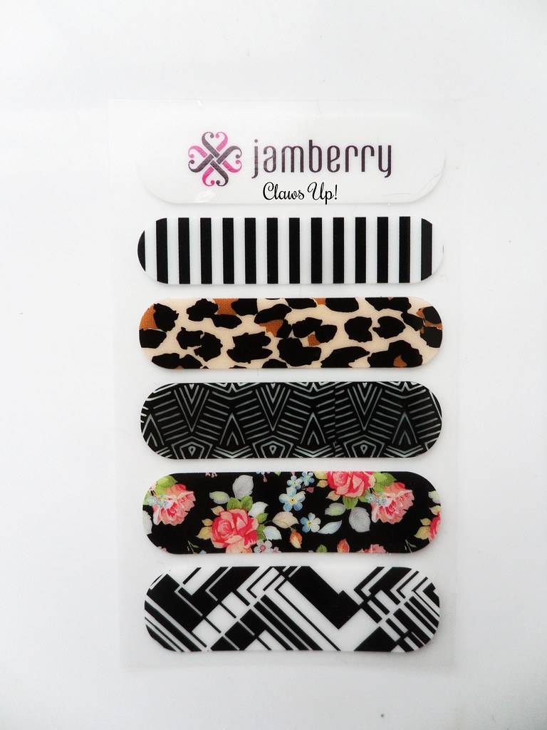 Jamberry cruelty free nail wraps