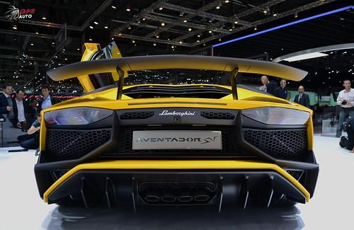 Geneva International MotorShow 2015