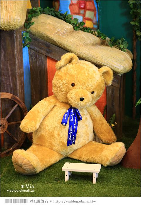 【熊大庄】嘉義民雄熊大庄森林主題園區~新觀光工廠報到!小熊的童話森林真實版23