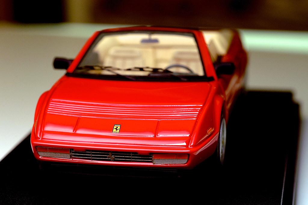 ferrari mondial cabrio 1985 by mr collection. Black Bedroom Furniture Sets. Home Design Ideas