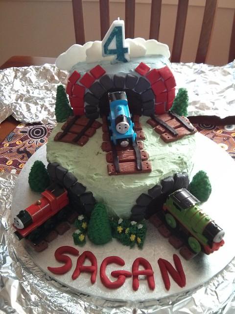 Thomas Birthday Cake Sainsbury S