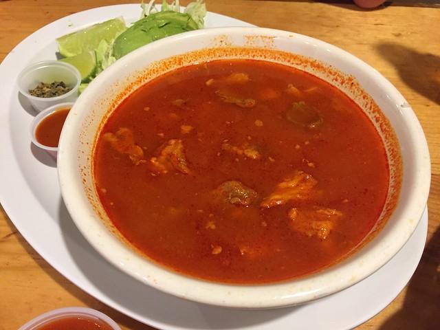 Pozole - Zapata Mexican Grill