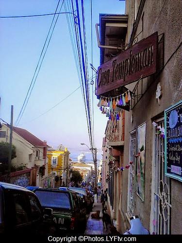 Valparaiso Casa Templeman