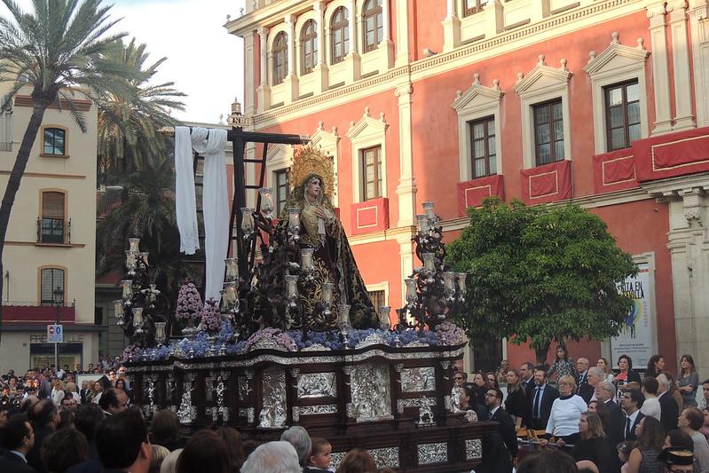 Hermandad de la Soledad de San Buenvanetura, Sevilla