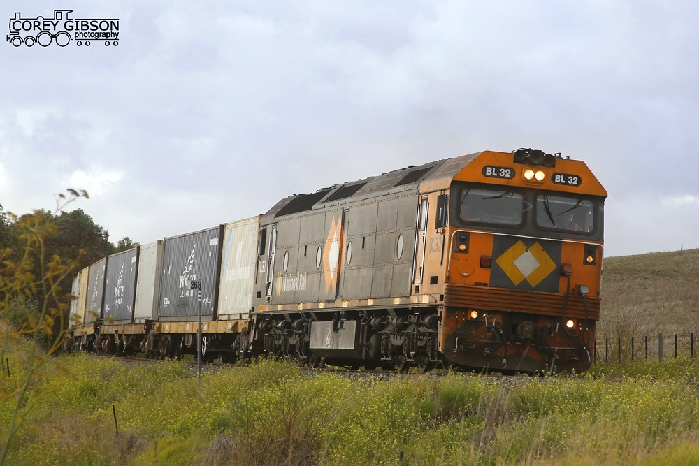 BL32 - Warrnambool Freight by Corey Gibson